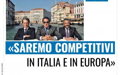 Presentato il progetto per il nuovo stadio di Venezia a Tessera. Tonucci & Partners e Studio Facci Scibilia advisor della società Venezia F.c.