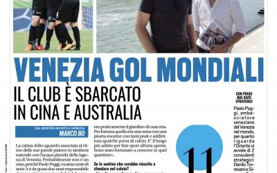 Il dott. Scibilia Dante intervistato dal Corriere dello Sport.
